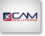 CAM Solutions 로고