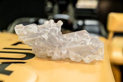 3D Systems 3D 프린팅 생산성으로 르노 스포츠 포뮬러 원 팀의 R&D 촉진